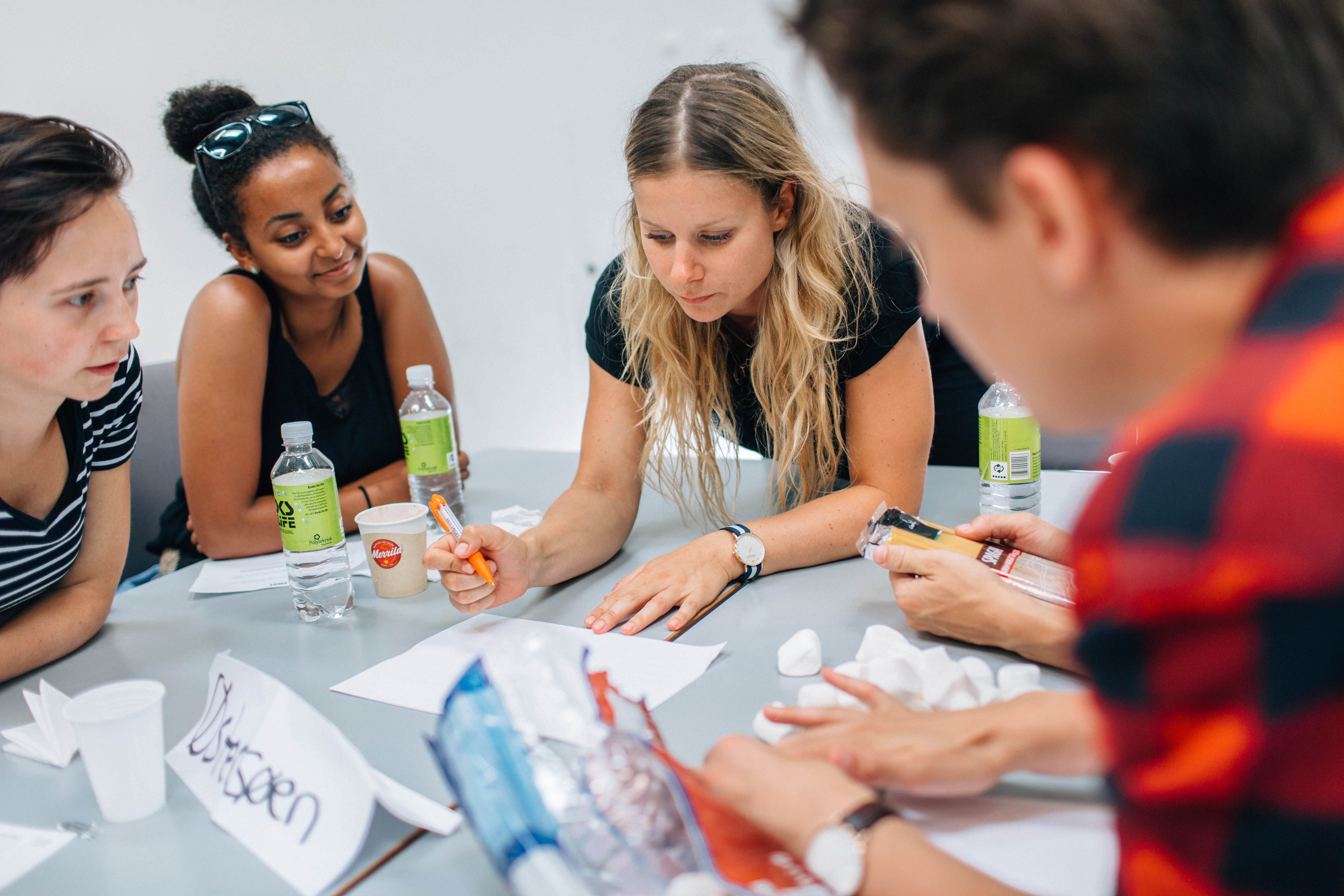 Group Work Prepares Students for Coveted Jobs After Wyncode